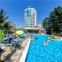 Grand Hotel Sunny Beach **** Burgasz,Napospart