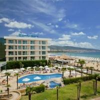 Hotel Evrika Beach Club **** Napospart