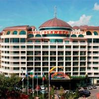 Planeta Hotel **** Burgasz,Napospart