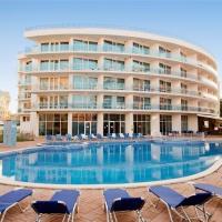 Hotel Calypso **** Burgasz,Napospart