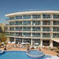 Hotel Calypso *** Napospart