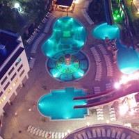 Hotel Kuban *** Napospart