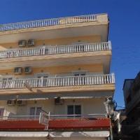 Orfeas Apartmanház - Paralia Busszal