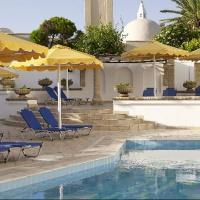 Hotel Mitsis Petit Palais **** Rodosz város