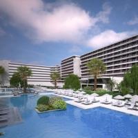 Hotel Amada Colossos Resort ***** Rodosz, Faliraki Repülővel