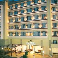 Hotel Mitsis La Vita *** Rodosz város