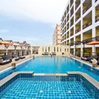 Dubai 2 éj **** Bangkok **** 2/3 éj és 7/9/12 éj Hotel Golden Sea Pattaya *** Pattaya