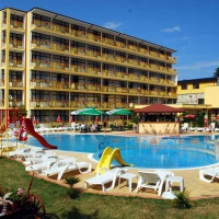Hotel Trakia Garden *** Napospart