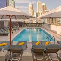 Wyndham Dubai Marina **** Dubai (közvetlen Wizzair járattal)
