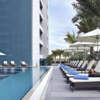 Atana Hotel **** Dubai (közvetlen Wizzair járattal)