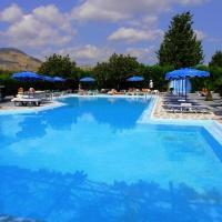Hotel Loutanis *** Rodosz, Kolymbia