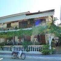 Koula apartmanház - Halkidiki, Sarti