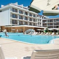 Hotel Mercury**** Bulgária, Napospart