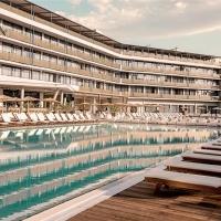 Hotel Cook's Club Sunny Beach **** Napospart (Ex. Aronia Beach)