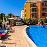 Hotel MPM Boomerang *** Bulgária,Napospart