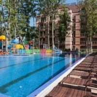 Hotel Tarsis Aparthotel, Napospart, Burgasz