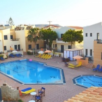Blue Aegean Suites & Apart Hotel **** Kréta, Gouves