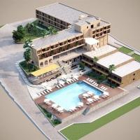 Hotel Magna Graecia **** Korfu, Dassia