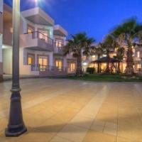 Hotel Krini Beach *** Kréta, Rethymno