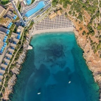 Hotel Daios Cove Luxury Resort & Villas ***** Kréta, Agios Nikolaos