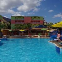 Hotel Eri Beach **** Kréta, Hersonissos