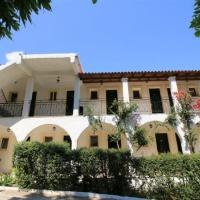 Yannis Hotel *** Korfu, Ipsos (repülővel)