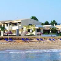 Beach Front Salvanos Apartments * Korfu (repülővel)