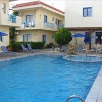 Hotel Tsalos Beach *** Kréta, Analipsi