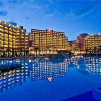 Hotel Majestic Beach Resort **** Napospart