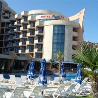 Hotel Fiesta M **** Burgasz, Napospart