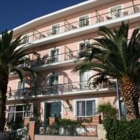 Aegli Hotel ** Korfu (repülővel)
