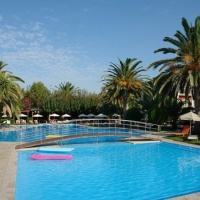 Hotel May Beach **** Kréta, Platanias