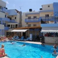 Sunshine Hotel Malia ** Kréta (repülővel)