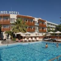 Minos Hotel **** Rethymnon (repülővel)