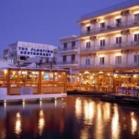 Hotel Aristea ** Kréta, Elounda