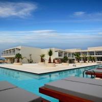 Hotel Insula Alba Resort ***** Kréta, Analipsi