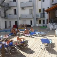 Simple Hotel Hersonissos Blue ** Kréta (repülővel)