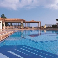 Hotel Castello Village Resort **** Kréta, Sissi