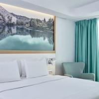Hotel Olive Green **** Kréta, Heraklion