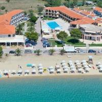 Hotel Toroni Blue Sea**** Chalkidiki (egyénileg)