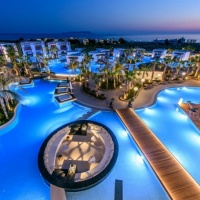 Hotel Stella Island Luxury Resort & Spa ***** Kréta, Analipsi