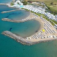 Hotel Knossos Beach Bungalows ***** Kréta, Kokkini Hani