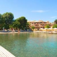 Hotel Arion *** Korfu város