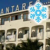 Hotel Antares **** Letojanni - TÉL