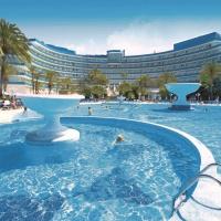 Hotel Mediterranean Palace ***** Tenerife (nyár)