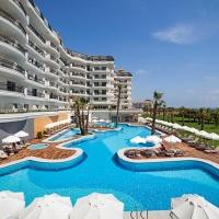 Hotel Heaven Beach Resort & Spa ***** Side