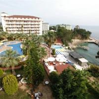Hotel Aska Bayview Resort **** Alanya