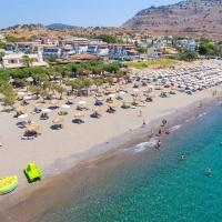 Hotel Sun Beach Lindos *** Rodosz