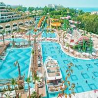 Hotel Crystal Sunset Luxury Resort & Spa ***** Manavgat