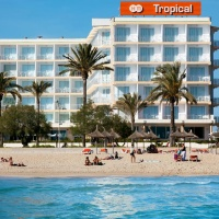 Hotel HM Tropical **** Playa de Palma